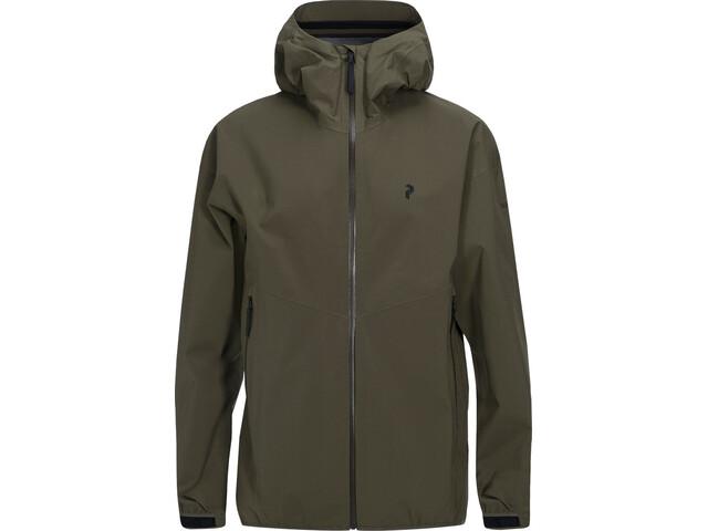 Peak Performance M's Prime Jacket Terrain Green